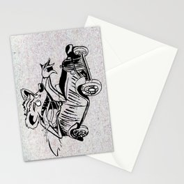 Classic Rat  Stationery Cards