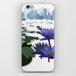 City Bay iPhone Skin