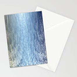 Trail of light Stationery Cards