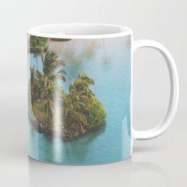 The Duke Kahanamoku Lagoon, Oahu, Hawaii Coffee Mug