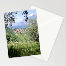 Italian peek through Stationery Cards