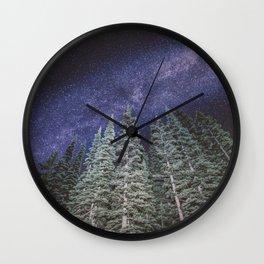 Lightyears - Milkyway Forest Wall Clock
