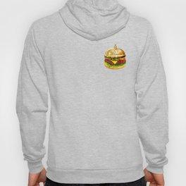Burger Calling Hoody