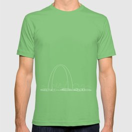 St. Louis by Friztin T-shirt