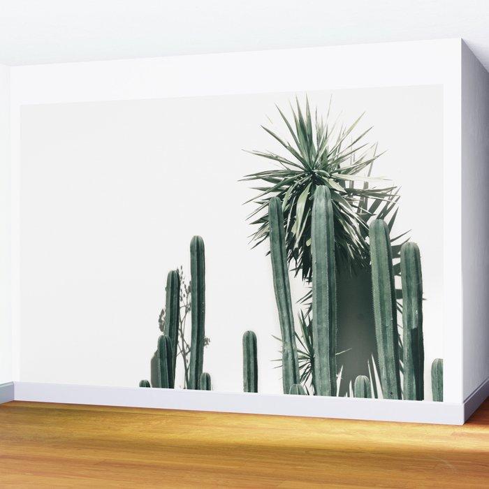 Desert Botanicals Wall Mural