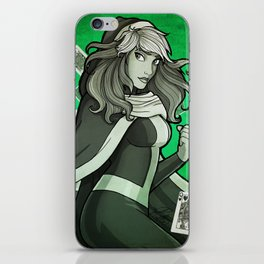 Rogue iPhone Skin