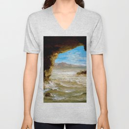 Shipwreck On The Coast - Digital Remastered Edition Unisex V-Neck
