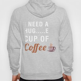 Funny Costume For Coffee Lover. Gift For Dad/Mom. Hoody