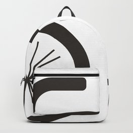 simple bicycle / unique bike Backpack