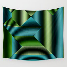 concentric 07 Wall Tapestry