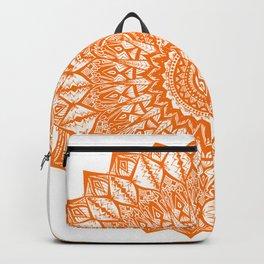Sunshine-Orange Backpack