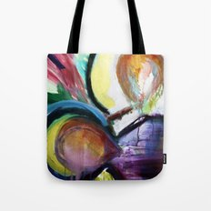 Off the Cross Icon Tote Bag
