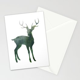 A wild Deer Stationery Cards