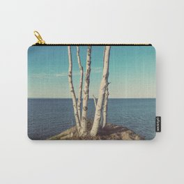 Trees on the Edge Carry-All Pouch
