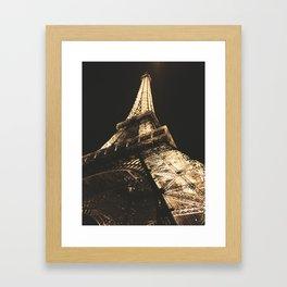 C'est Magnifique. Framed Art Print