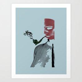 Alicia Vikander Art Print