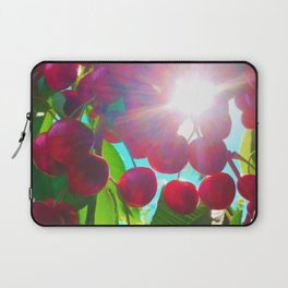 Summer Cherries Laptop Sleeve