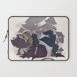 Sleeping Alice Laptop Sleeve