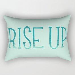 Rise Up Rectangular Pillow