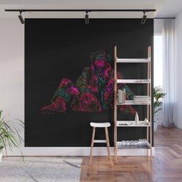 Flamboyant Wall Mural