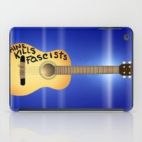woody iPad Cases featuring Woody by Derek Donovan