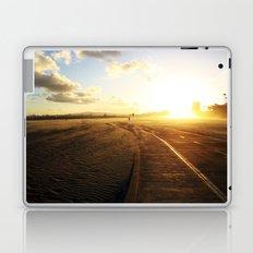 Run into the Sunset Laptop & iPad Skin