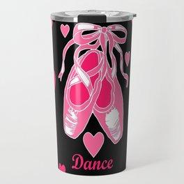 Love Dance Travel Mug