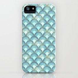 The Peacock Theme iPhone Case