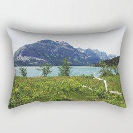 Quiet Spot Rectangular Pillow