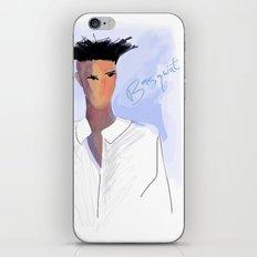 Basquiat  iPhone & iPod Skin