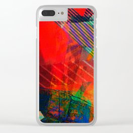 Navigating The Labyrinth Series 7 Clear iPhone Case