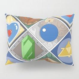 Link's Pattern Pillow Sham