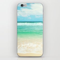 endless sea iPhone & iPod Skin