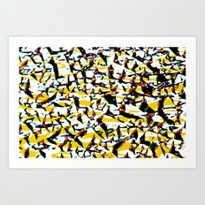 Abstraction #4 Art Print