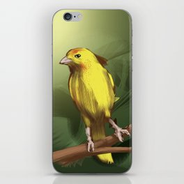 Canarinho iPhone Skin