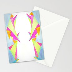 Triangles #4 Stationery Cards