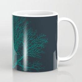 Antique Tree Illustration III Coffee Mug
