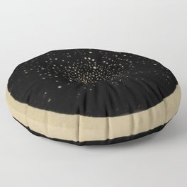 Star Cluster Floor Pillow