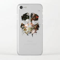 Vanity XII Jacob's 1968 Agency Paris Urban Fashion Clear iPhone Case