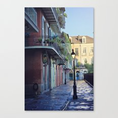 New Orleans - Dawns Early Light Canvas Print