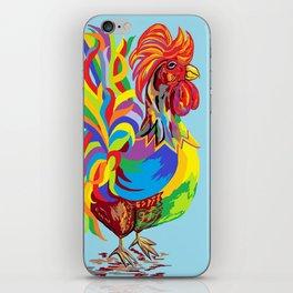 Fiesta Rooster iPhone Skin