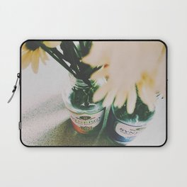 Flowers of Fall Laptop Sleeve