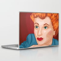 lucy Laptop & iPad Skins featuring Lucy by Maxfield and Madison