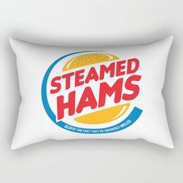 Steamed Hams T-Shirt Rectangular Pillow