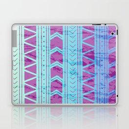 Berry Breeze Geometric Pattern Laptop & iPad Skin