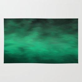Green Atmosphere Rug