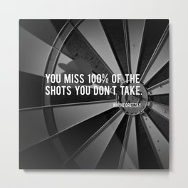 Opportunity Cost Metal Print