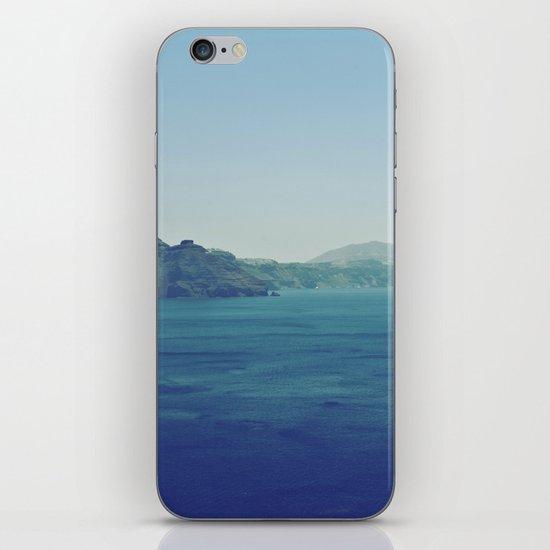 Greek Island Blues iPhone & iPod Skin