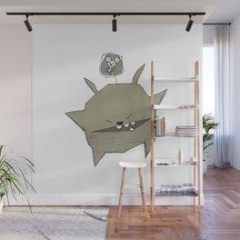 minima - rawr 04 Wall Mural