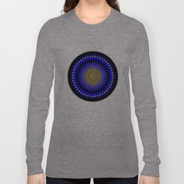 Fleuron Composition No. 123 Long Sleeve T-shirt
